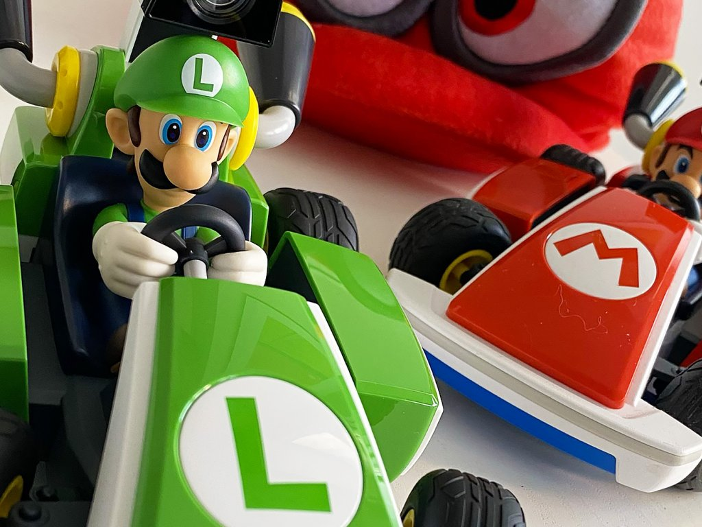 Mario Kart Live: Home Circuit, tips for creating the track