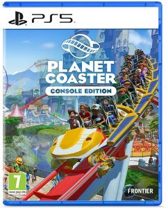 Planet Coaster per PlayStation 5