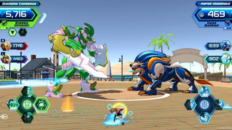 Bakugan: Campioni di Vestroia, il provato - Multiplayer.it