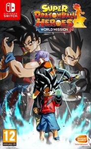 Super Dragon Ball Heroes: World Mission per Nintendo Switch
