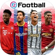 eFootball PES 2021 Mobile per iPad