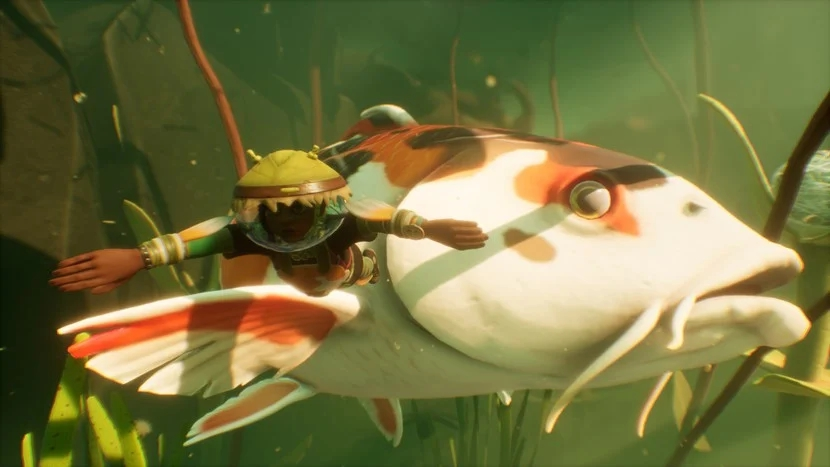 Grounded: The November Pond Update is the biggest yet, adds a pond and more