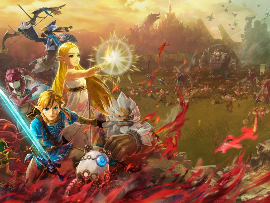 Hyrule Warriors Age Of Calamity Demo Trial Sportsgaming Win