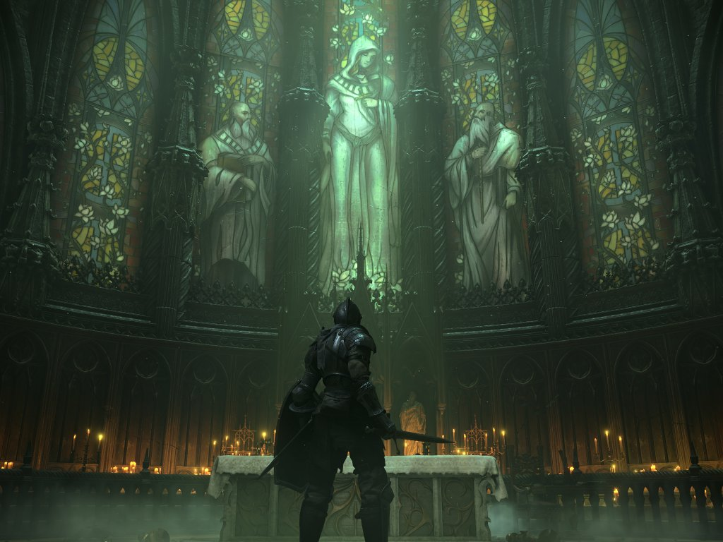 Demon's Souls has a big patch on day one