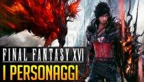 Final Fantasy XVI: personaggi, storia e ambientazione