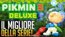 Pikmin 3 Deluxe - Video Recensione