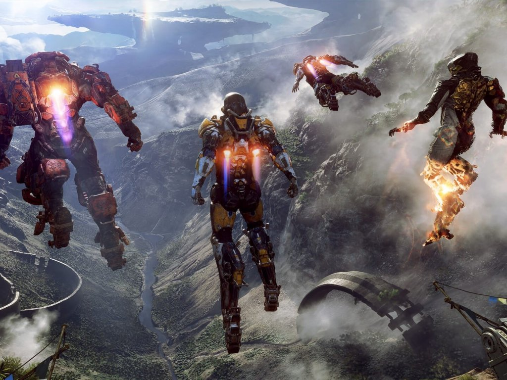 Anthem 2.0, the preview with new information on builds and progression in the game