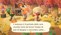 Animal Crossing: New Horizons - Il video dell'aggiornamento autunnale