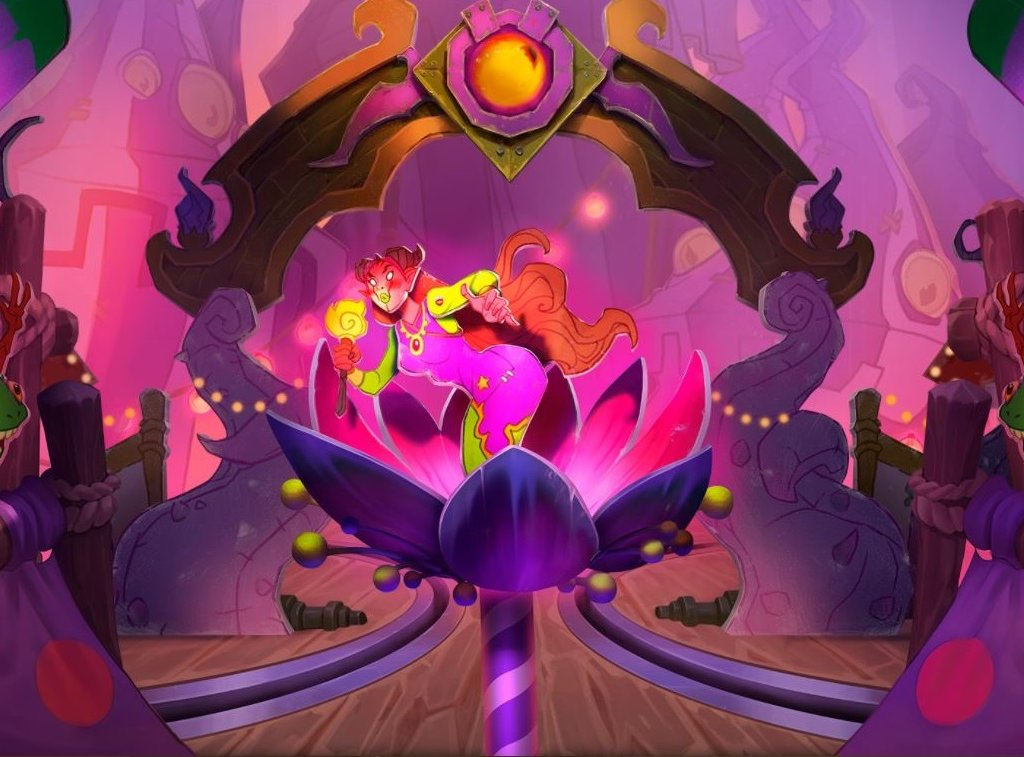 Hearthstone: Madness at the Darkmoon Faire, preview of the new expansion