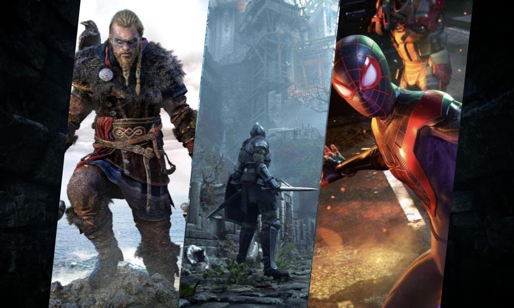 Assassin's Creed Valhalla and Demon's Souls are the most anticipated games of November