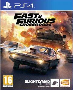 Fast & Furious Crossroads per PlayStation 4