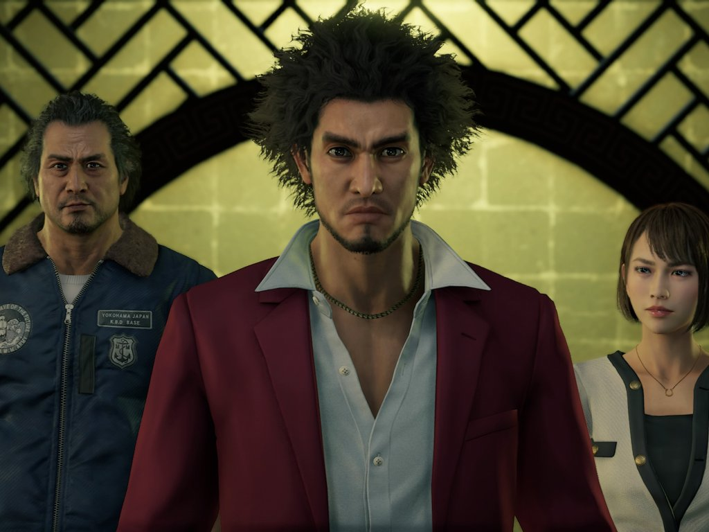 Yakuza: Like a Dragon, very positive votes from the international press