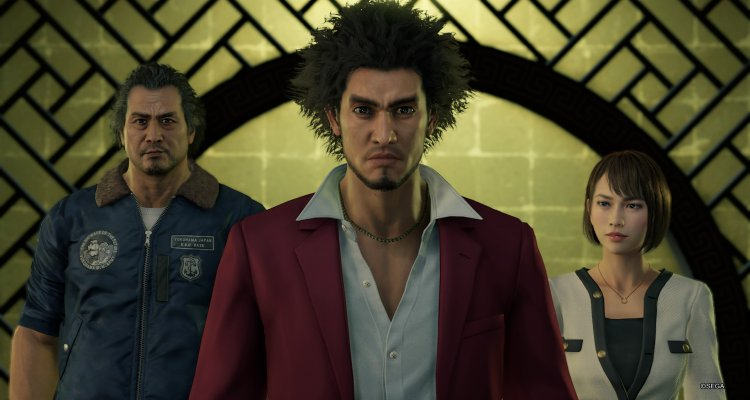 Yakuza: Like a Dragon, PS5 e PS4 Pro a c …