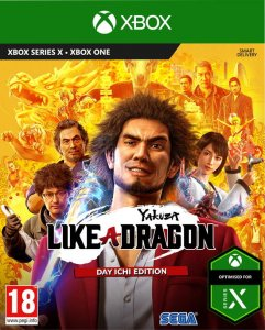 Yakuza: Like a Dragon per Xbox Series X