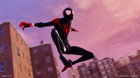 Marvel's Spider-Man Miles Morales: Insomniac shares stats for Spider-Man day