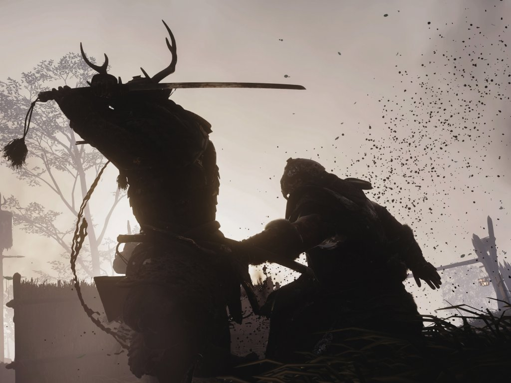 Ghost of Tsushima: the Samurai - Tales from the Rising Sun