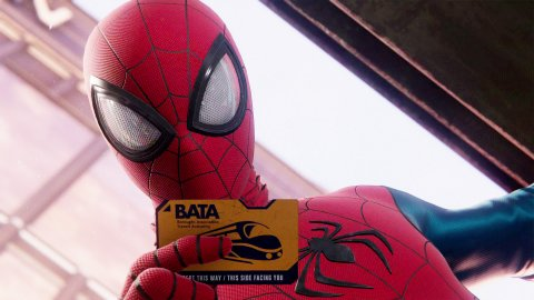 Marvel's Spider-Man: Fan recreates movie posters with images from the game