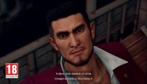 Yakuza: Like a Dragon - Trailer di lancio