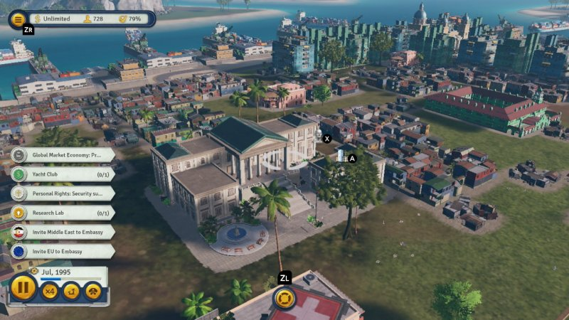 Tropico 6, la recensione su Nintendo Switch - Multiplayer.it