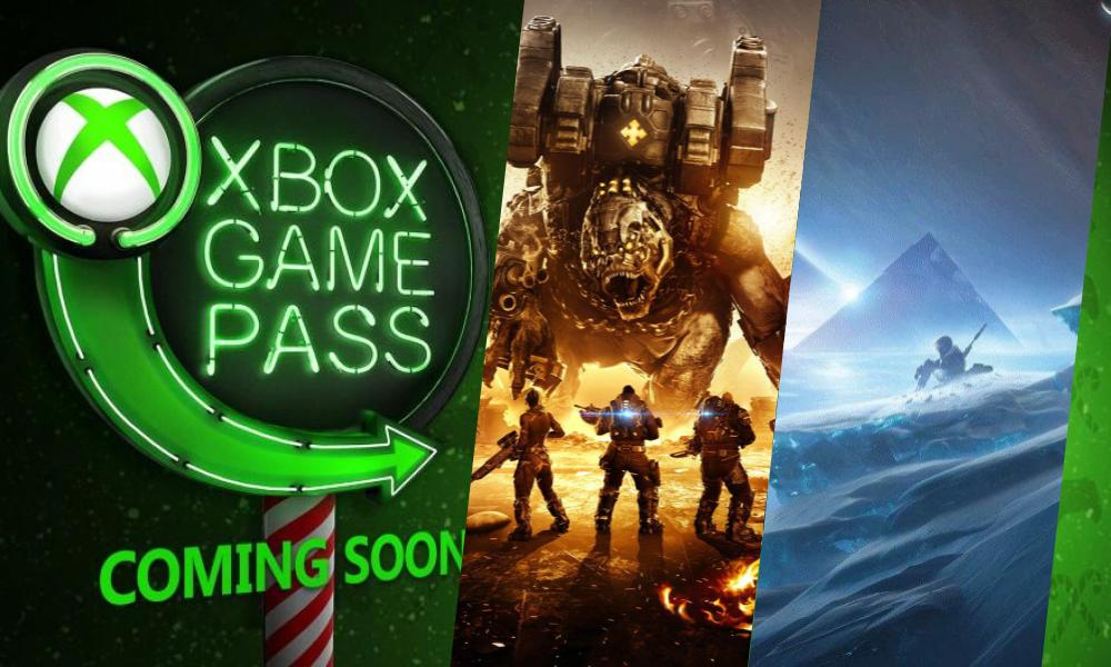 Xbox Game Pass, November 2020: Mid-month update games
