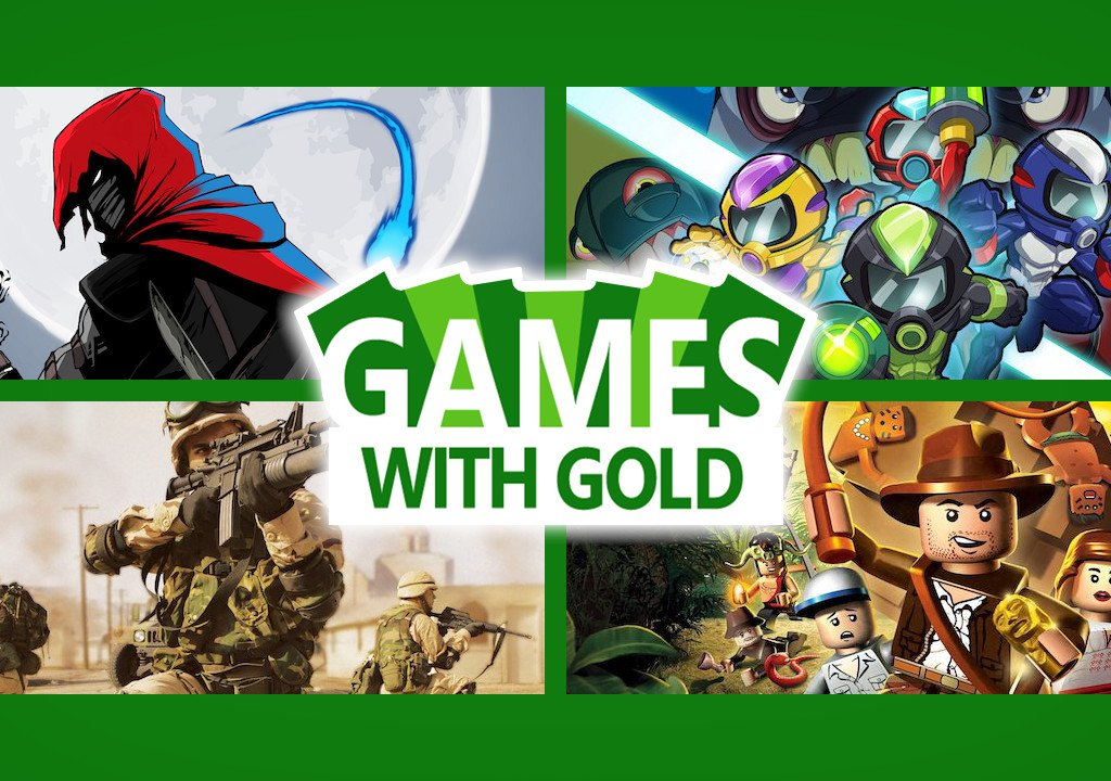 Games with Gold November 2020, from Aragami to Swimsanity