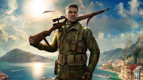 Sniper Elite the film, the director of Rampage and the producer of Assassin's Creed involved