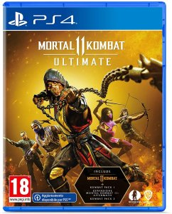 Mortal Kombat 11 Ultimate per PlayStation 4