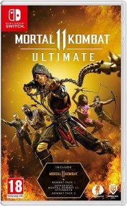 Mortal Kombat 11 Ultimate per Nintendo Switch