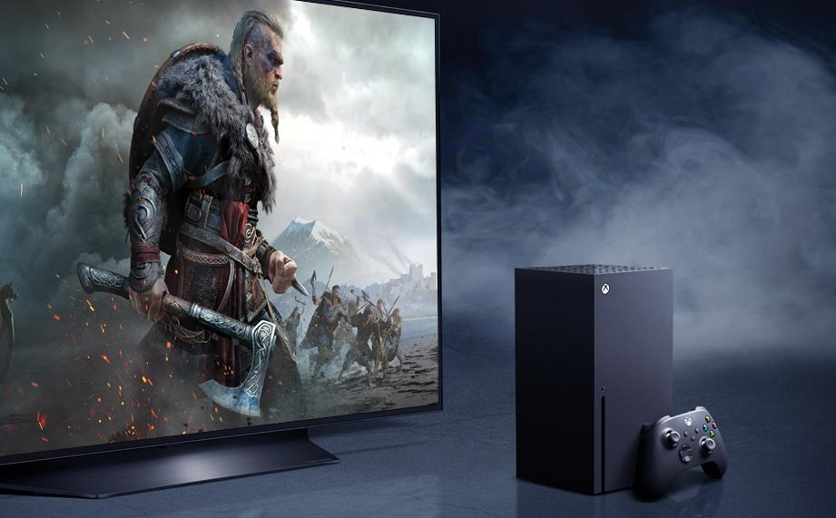 Xbox Series X and LG OLED TV, a partnership to enhance next-gen gaming