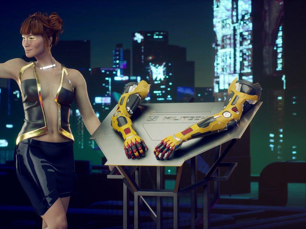 Cyberpunk 2077, crafting guide