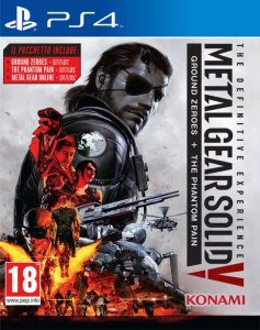 Metal Gear Solid V: The Definitive Experience per PlayStation 4