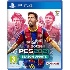 eFootball PES 2021 Season Update per PlayStation 4