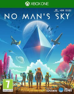 No Man's Sky per Xbox Series X