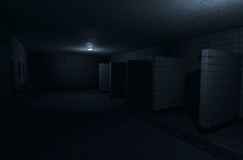 Phasmophobia, a new level set in a prison seems to be on its way