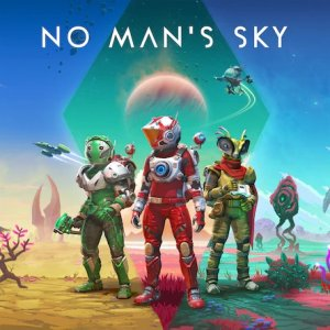 No Man's Sky per PlayStation 5