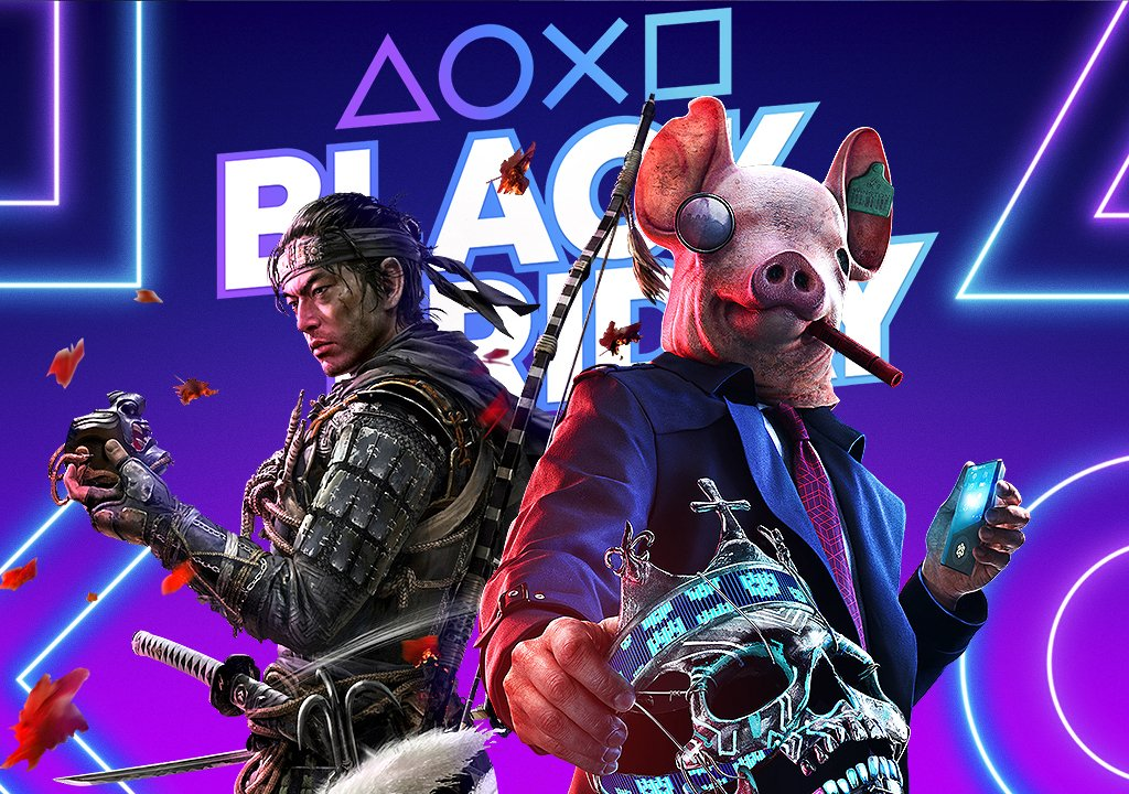 PlayStation Store, offers of 22 November 2020