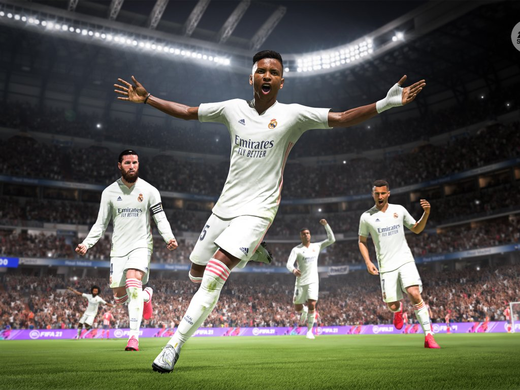 FIFA 21 on PS5 and Xbox Series X / S looks less beautiful than FIFA 17 in some images