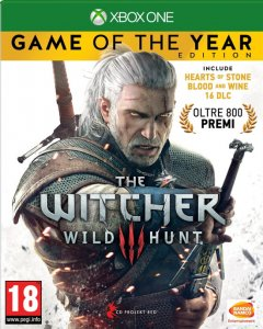 The Witcher 3: Wild Hunt - Game of the Year Edition per Xbox One