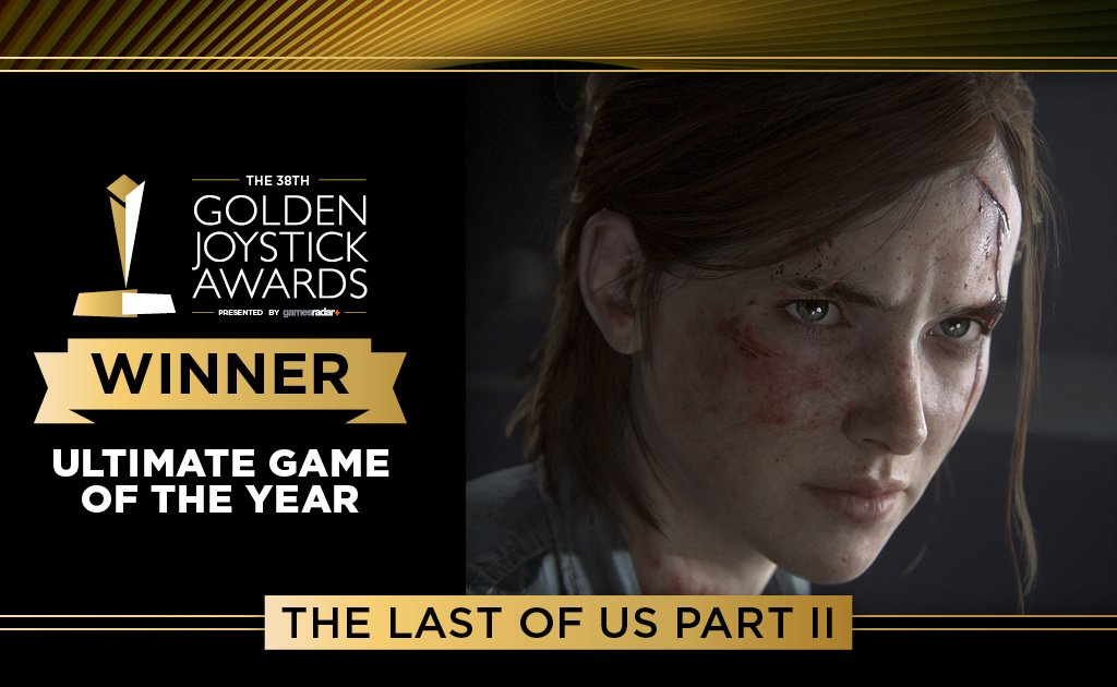 Golden Joystick Award 2020: The Last of Us 2 wins, here are all the prizes