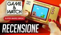 Nintendo Game&Watch: Super Mario Bros. - Video Recensione