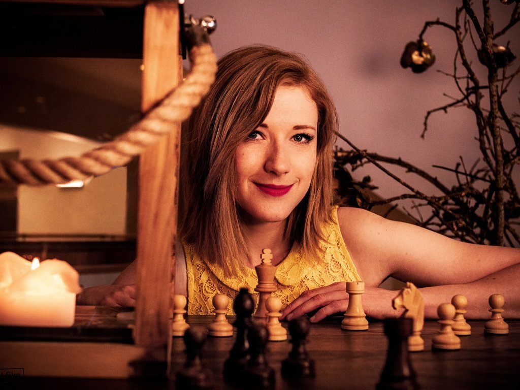 Twitch: boom in views for the Queens of Chess after the Netflix series