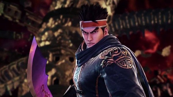 Soulcalibur 6, un trailer annuncia Hwang …