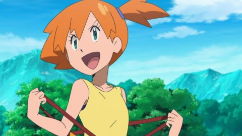 Pokémon, Misty's cosplay from Juligeek is as lively as the original