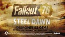 "Fallout 76: Alba d'acciaio: trailer anteprima ""Acciaio spezzato"""