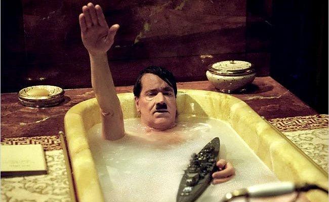 Hitler è più popolare di Stalin, stand …