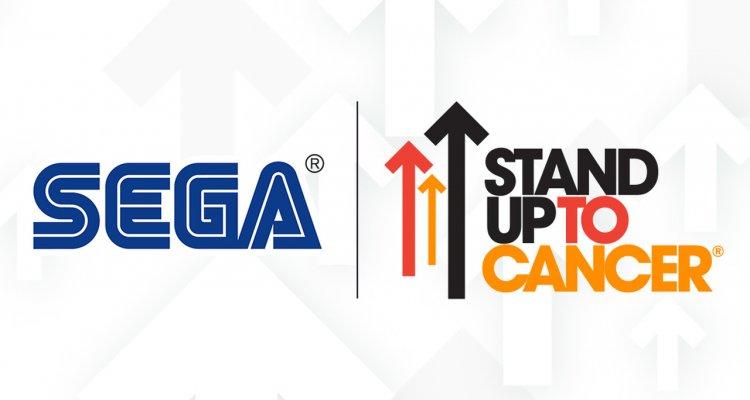 SEGA e Stand Up to Cancer insieme per un …