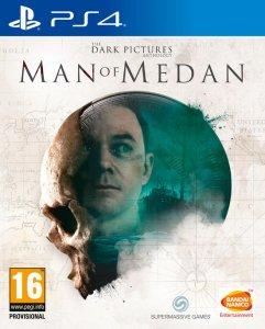 The Dark Pictures: Man Of Medan per PlayStation 4