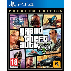 Grand Theft Auto V (GTA 5) per PlayStation 4