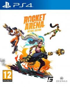 Rocket Arena per PlayStation 4