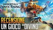 Immortals: Fenyx Rising - Video Recensione